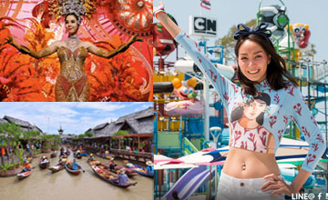 pattaya tourist attraction