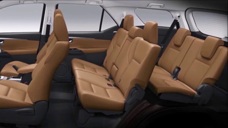 glassflower luxury suv seat